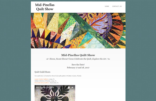 Mid Pinellas Quilt Show