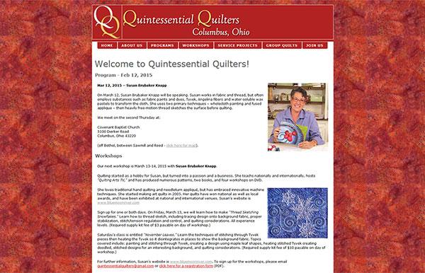Quintessential Quilters